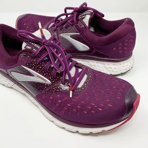 Brooks Glycerin 16 size 12 women's running shoes